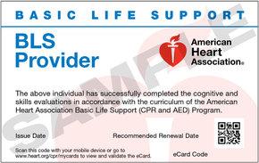 bls card
